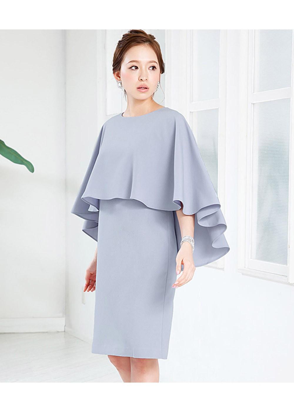 ざわちん ドレス