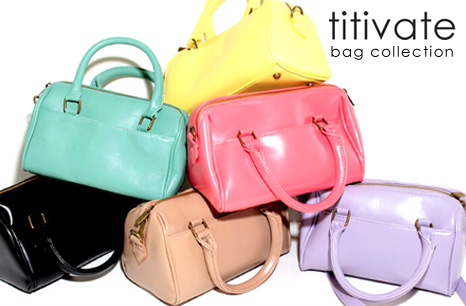 titivate bag collection