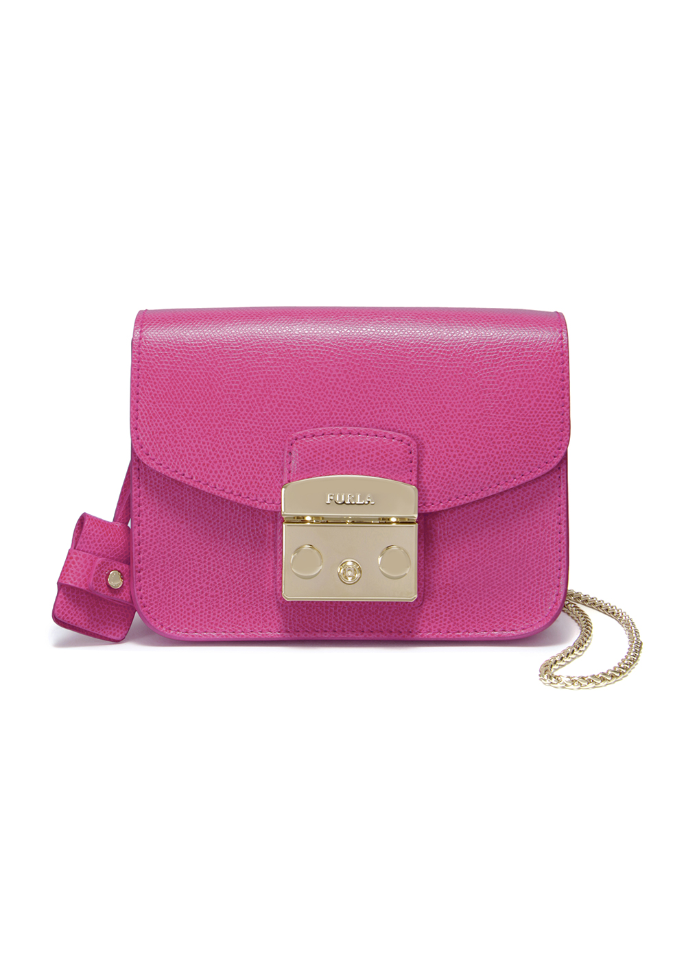 【最大47%OFF】METROPOLIS MINI CROSSBODY|PINKY|ショルダーバッグ|FURLA(C)