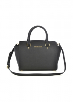 Medium Top Zip Satchel