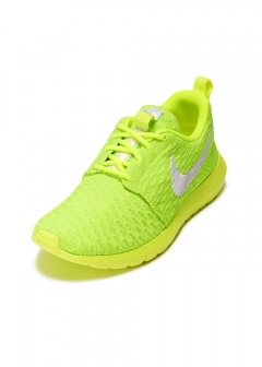 WMNS ROSHE NM FLYKNIT 843386-701【NIKE】|YELLOW|スニーカー|Styles