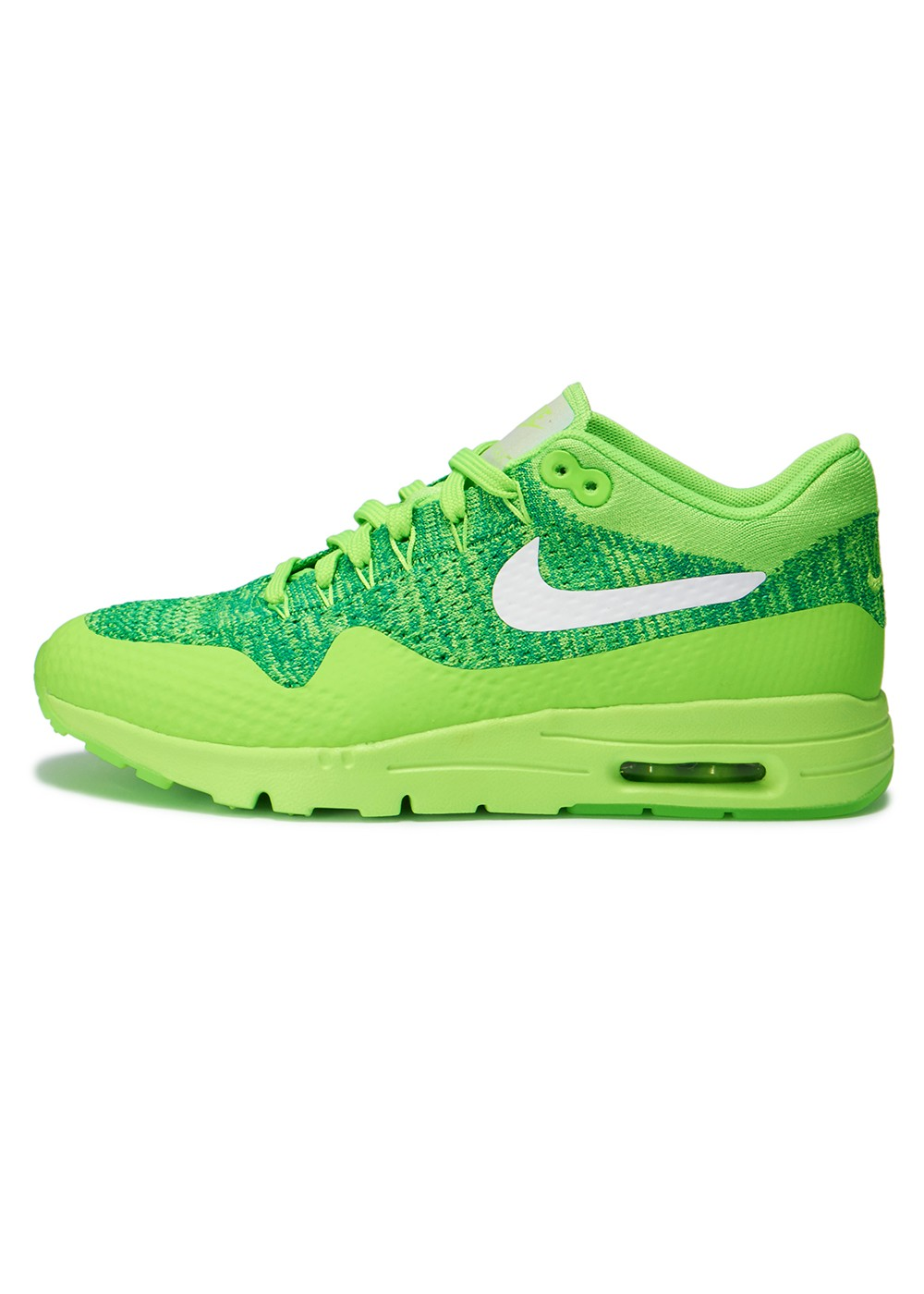 【NIKE】WMNS AIR MAX 1 ULTRA FLYKNIT 843387-301|GREEN|スニーカー|Styles