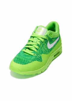 WMNS AIR MAX 1 ULTRA FLYKNIT 843387-301【NIKE】|GREEN|スニーカー|Styles