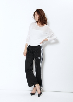 Styles - 【adidas】3 STRIPES SAILOR TRACK PANTS AY5238