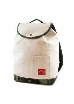 Duck Fabric Backpack