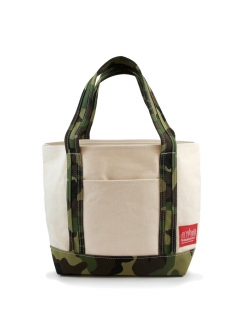 Duck Fabric Tote Bag