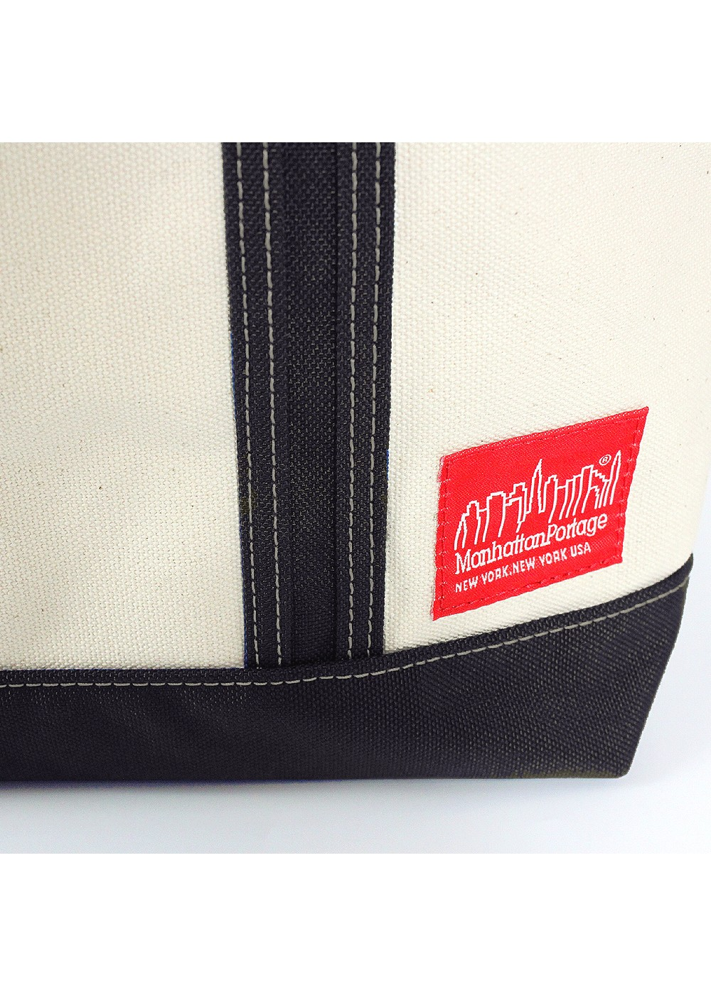 Duck Fabric Tote Bag|迷彩|トートバッグ|Manhattan Portage