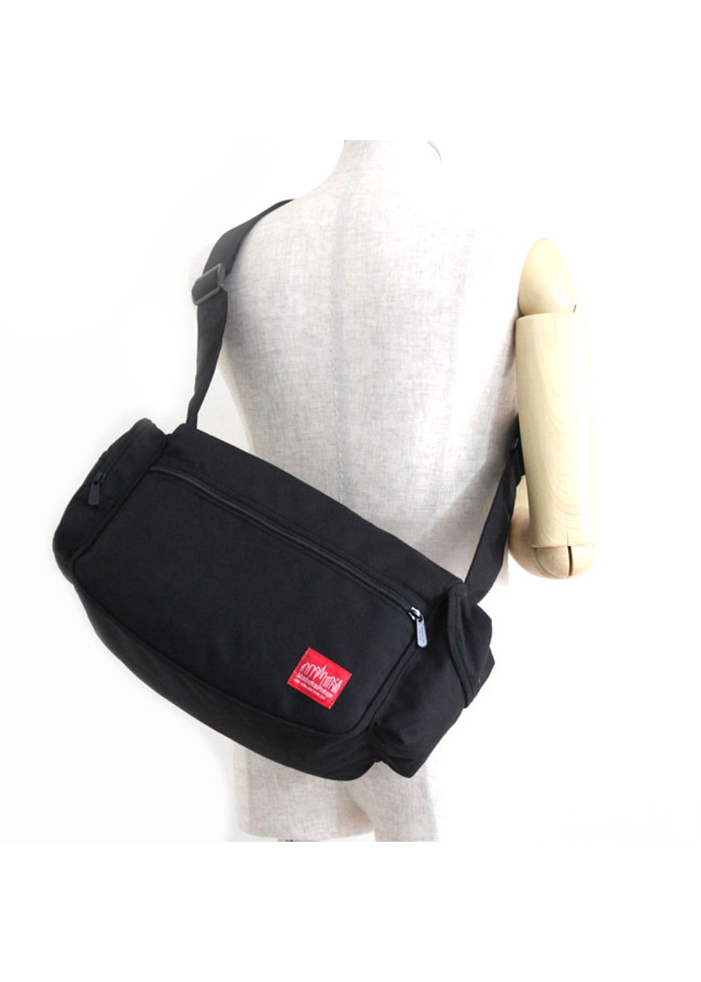 Herald Square Shouler Bag|ネイビー|ショルダーバッグ|Manhattan Portage