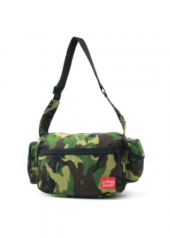 【最大0%OFF】Herald Square Shouler Bag|ネイビー|ショルダーバッグ|Manhattan Portage