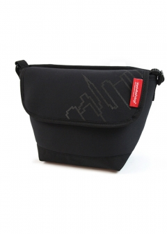 Neoprene Casual Messenger Bag|ブラック|メッセンジャーバッグ|Manhattan Portage