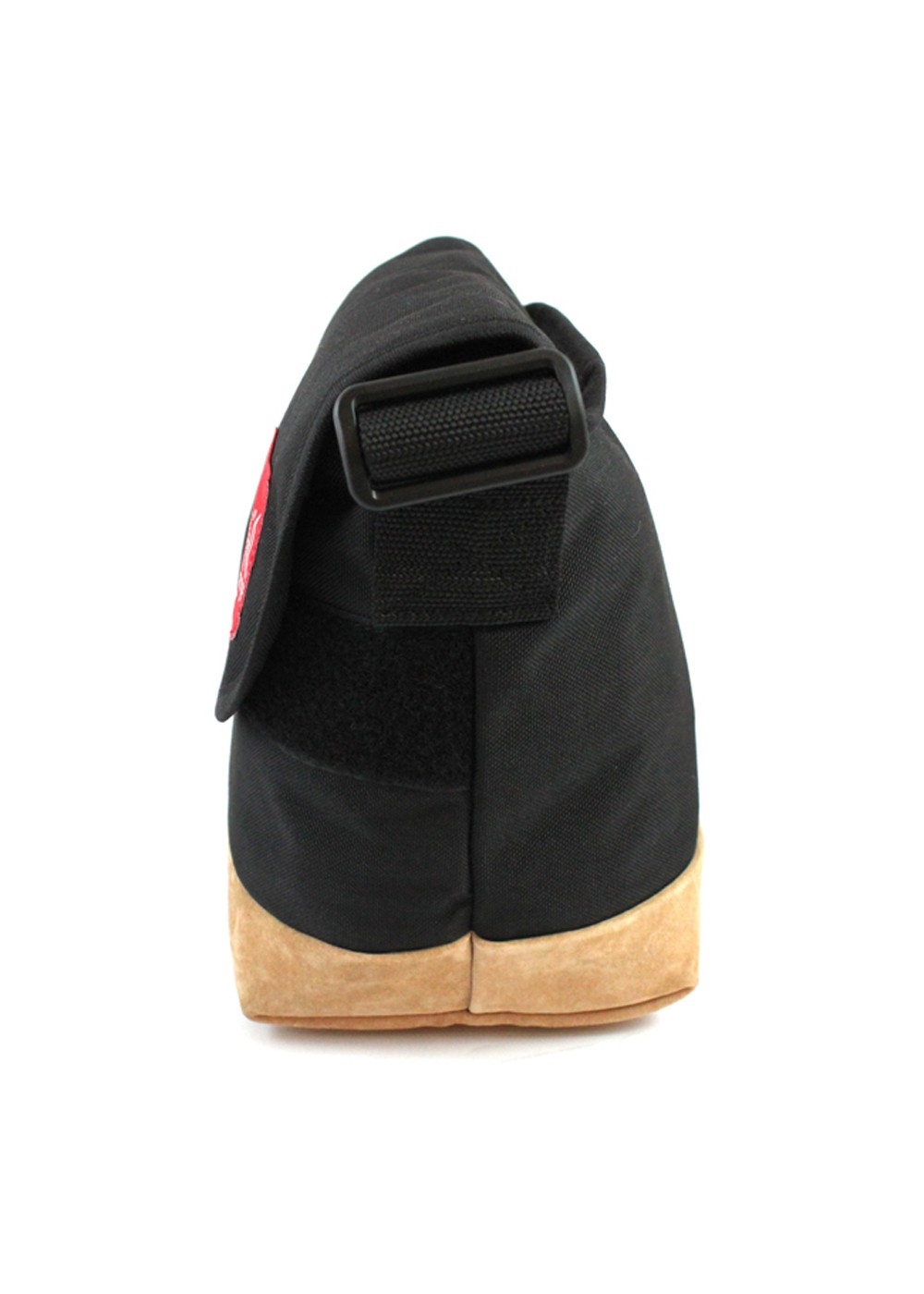 Suede Fabric Casual Messenger|ブラック|メッセンジャーバッグ|Manhattan Portage