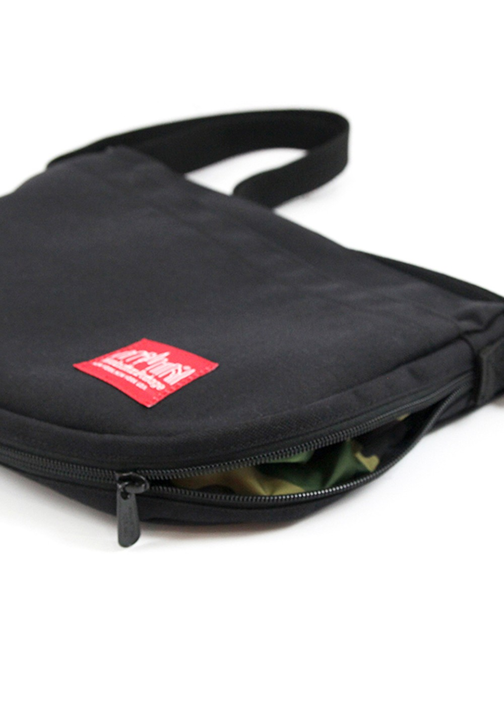 Columbus Circle Shoulder Bag|迷彩/ブラック|ショルダーバッグ|Manhattan Portage
