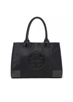 Tory Burch - MINI ELLA / トートバッグ 【BLACK/BLACK】