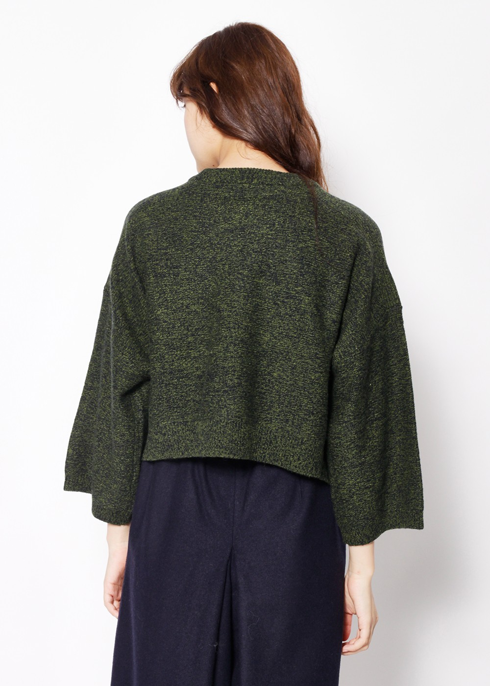 WIDEスリーブニット|GREENMIX|ニット・セーター|URBAN RESEARCH warehouse Tops&Outer|最大80%OFF