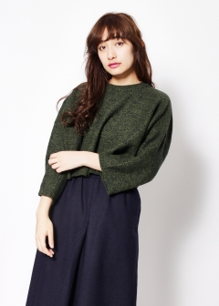 WIDEスリーブニット|GREENMIX|ニット|URBAN RESEARCH warehouse Tops&Outer|最大80%OFF