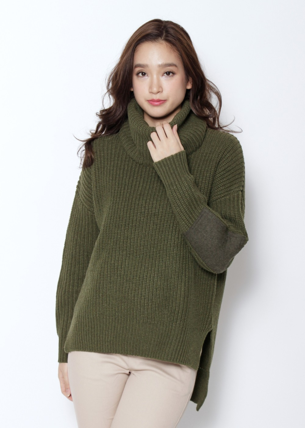 【最大80%OFF】3WAYBIGニット|KHAKI|ニット|URBAN RESEARCH warehouse Tops&Outer