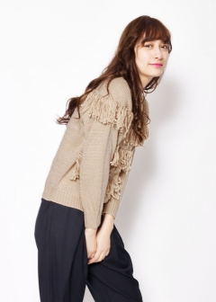 【最大80%OFF】フリンジニット|OFF|ニット|URBAN RESEARCH warehouse Tops&Outer