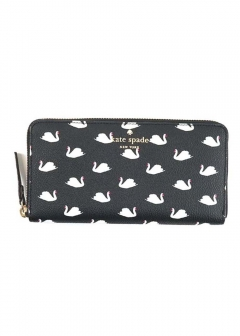 【PRICE-DOWN】HAWTHORNE LANE SWANS 長財布