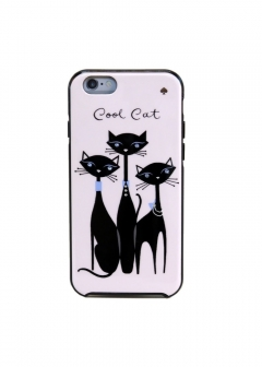 【iPhone6・6s専用】Jeweled Cool Cat IPhone 6