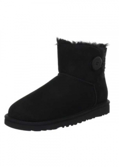 Mini Bailey Button II 【Black】【UGG】