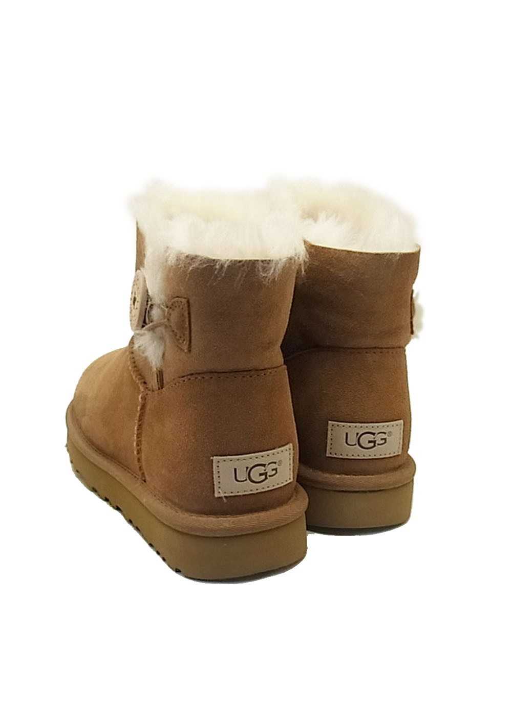 MINI BAILEY BUTTON  II|CHESTNUT|ブーツ|UGG(M)|最大30%OFF