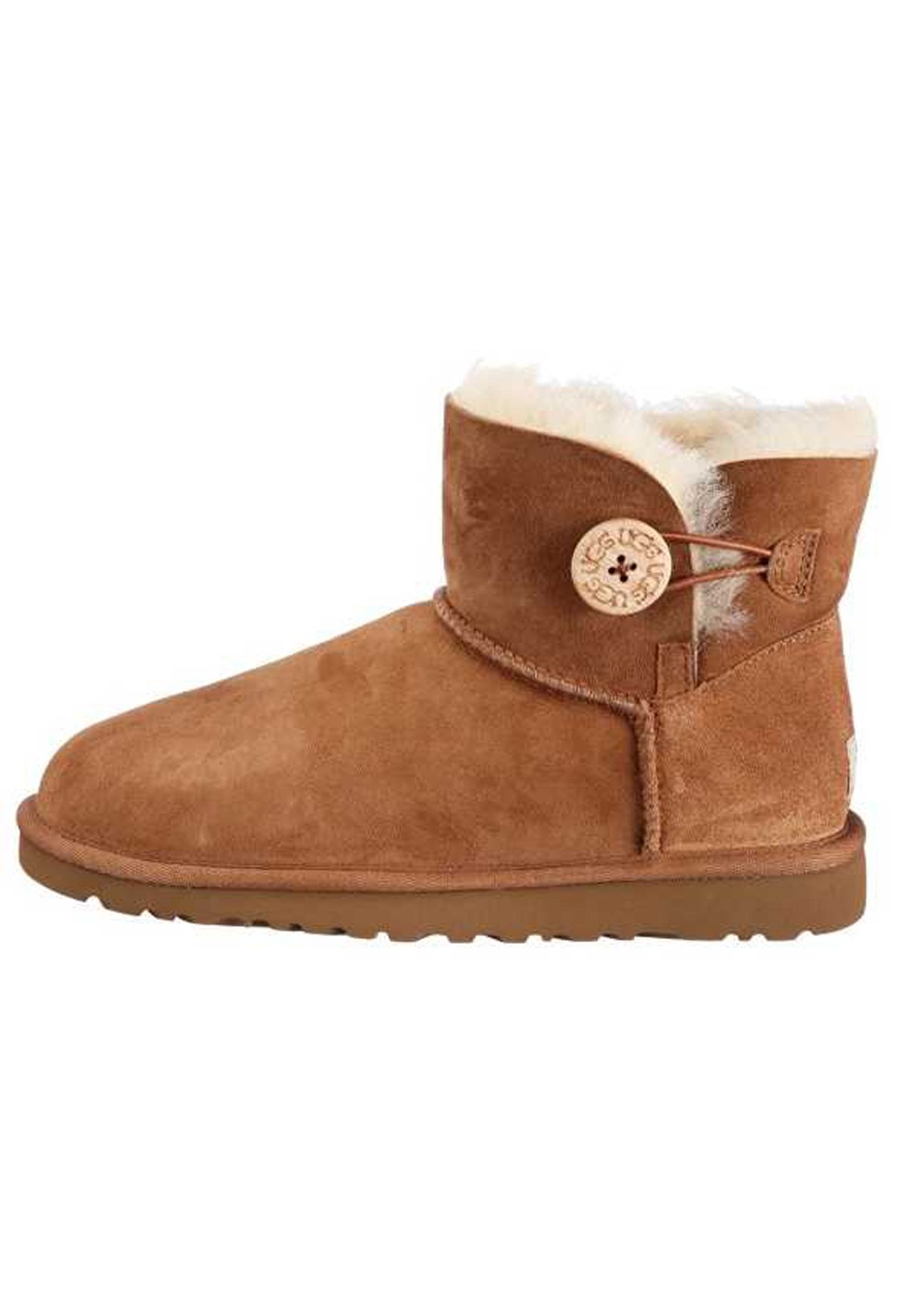 Mini Bailey Button II CHE|チェスナット|ブーツ|UGG|最大30%OFF