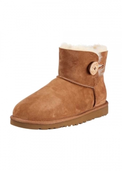 Mini Bailey Button II CHE|チェスナット|ブーツ|UGG (YS)|最大30%OFF