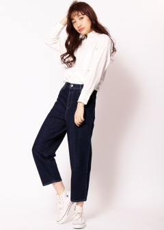 Moname / JIMMY TAVERNITI,TAVERNITI SO JEANS - 【3/15新着】デニムワイドパンツ