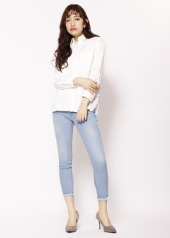 Moname / JIMMY TAVERNITI,TAVERNITI SO JEANS - 【3/15新着】アンクルスキニーパンツ(EMMA)