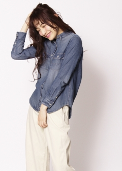Moname / JIMMY TAVERNITI,TAVERNITI SO JEANS - 【3/15新着】デニムシャツ