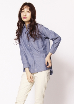 Moname / JIMMY TAVERNITI,TAVERNITI SO JEANS - 【3/15新着】ビッグシャツ