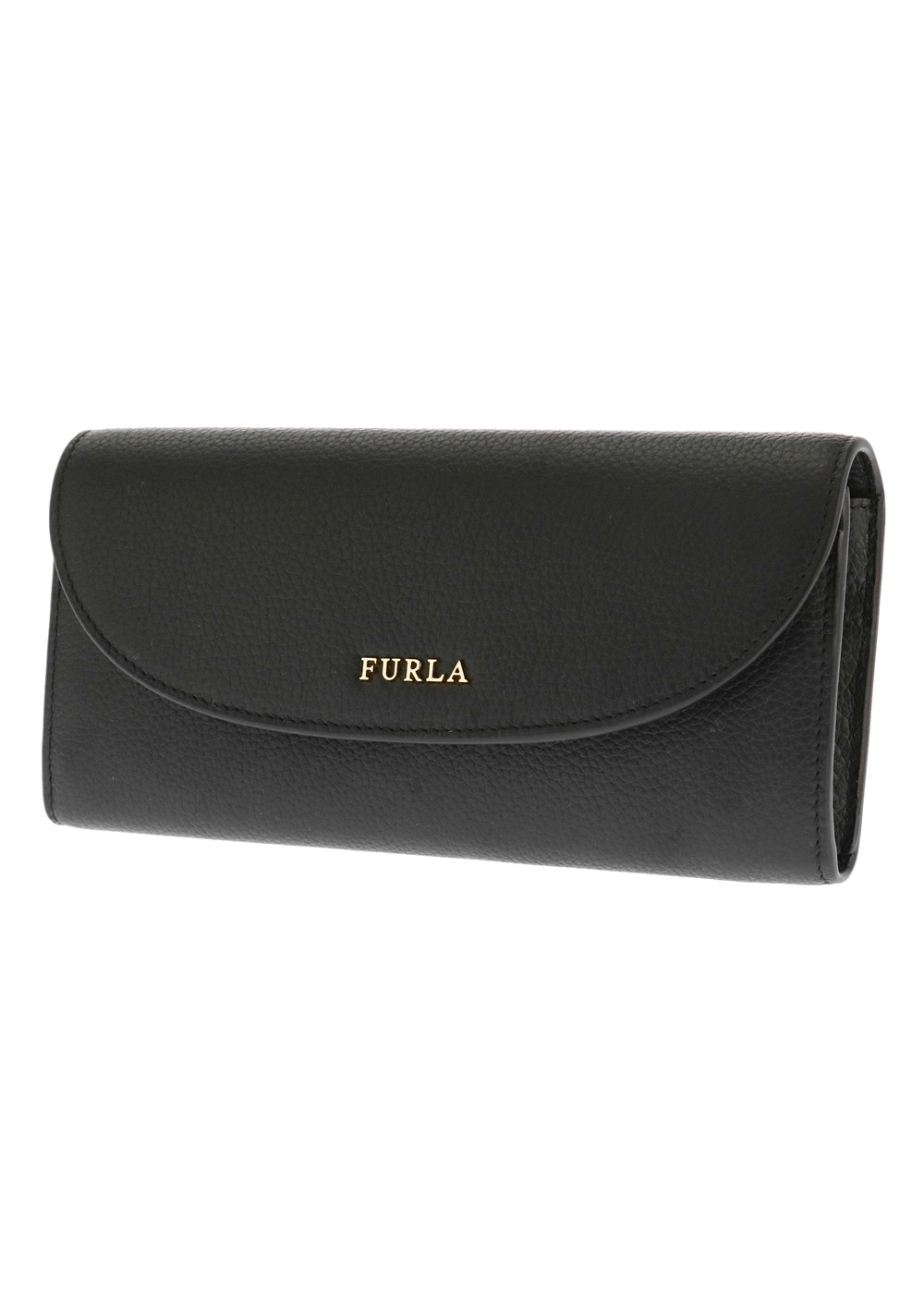 【最大50%OFF】CLUB XL ZIP AROUND|ONYX|レディース財布|FURLA(U)
