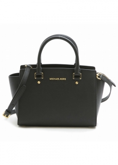 【3/2 PRICE-DOWN】MD TZ SATCHEL BLACK