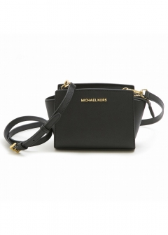 MINI MESSENGER BLACK