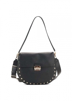 CLUB M CROSSBODY C/APPLIC
