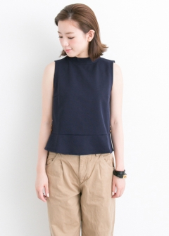 URBAN RESEARCH warehouse - Tops & Onepiece - Acuta ノースリーブハイネックカットソー