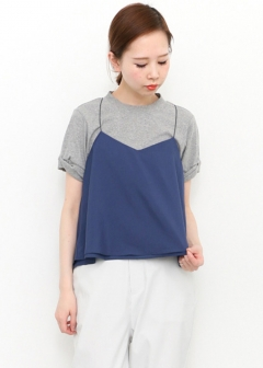 URBAN RESEARCH warehouse - Tops & Onepiece - バックフレアーキャミソール