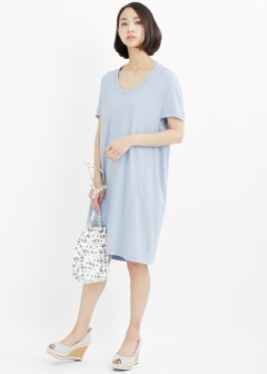 URBAN RESEARCH warehouse - Tops & Onepiece - Cape Sleeve Dress