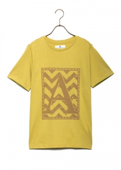 URBAN RESEARCH warehouse - mens - LOGO PT TEE/C