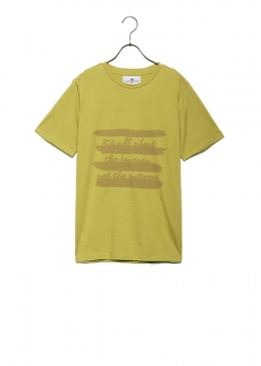 URBAN RESEARCH warehouse - mens - LOGO PT TEE/D