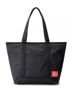 【5/15新着】Nylon Twill Fabric Tote Bag|ブラック|ショルダーバッグ|Manhattan Portage
