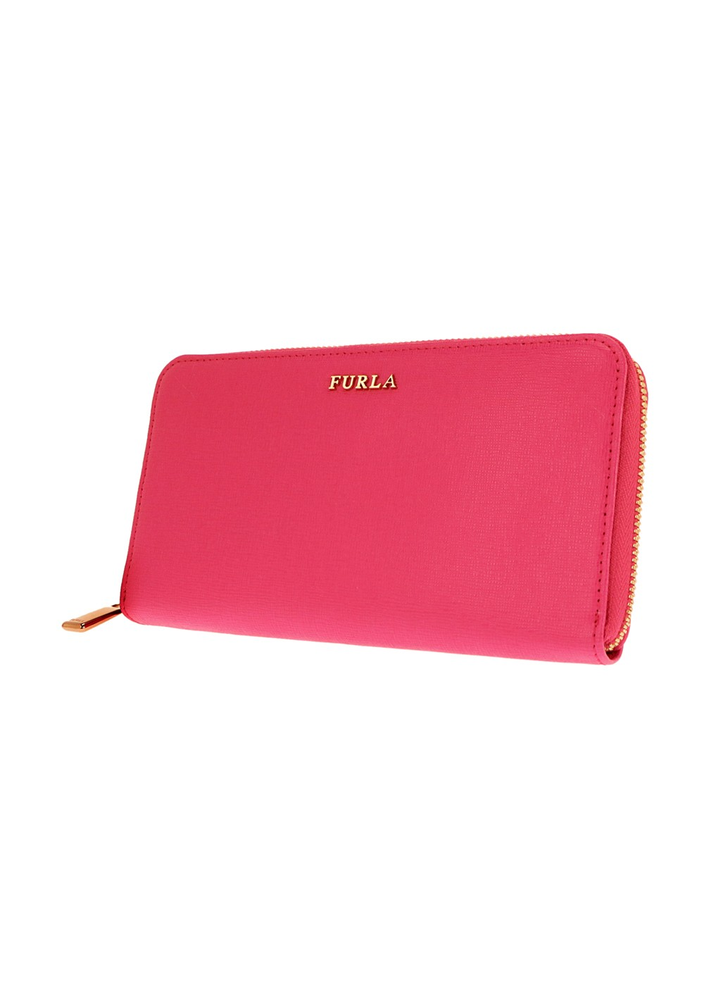 【最大50%OFF】BABYLON XL ZIP AROUND WALLETE|PINKY|レディース財布|FURLA(U)