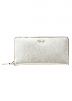 kate spade new york - wallet and more - LACEY ラウンドファスナー長財布