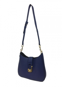 IMPORT BRAND COLLECTION - 【MARC JACOBS】【国内未発売】レザー ホーボーショルダーバッグ  INTERLOCK LEATHER HOBO BAG