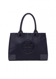 Tory Burch - MINI ELLA / トートバッグ 【FRENCH NAVY】