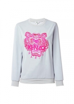 IMPORT BRAND COLLECTION - 【KENZO】日本未発売/SWEAT SHIRT WITH TIGER ON THE FRONT