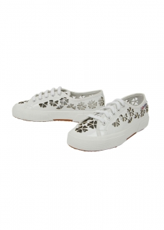 IMPORT BRAND COLLECTION - 【SUPERGA】SYNTH LASER CUTW