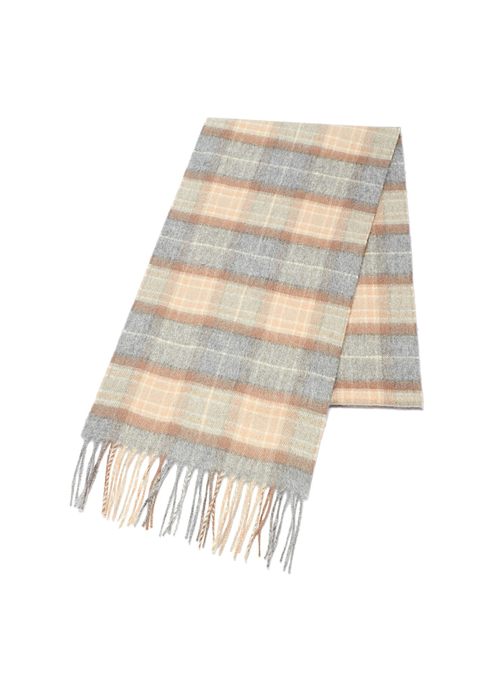 Tartan マフラー|Natural Mackellar|ストール|Johnstons(I)|最大46%OFF