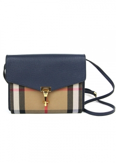 IMPORT BRAND COLLECTION - 【BURBERRY】ショルダーバッグ クラッチバッグ Small Leather House Check Crossbody Bag