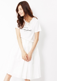 Roomy's OUTLET - 【再値下げ】Cordial relationship Tシャツ【Roomy's オリジナル】